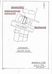 Thumbnail Land for sale in High Street, Swanage
