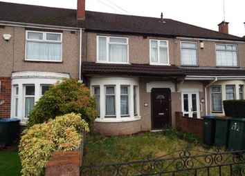 3 bed terraced house for sale in Cheveral Avenue, Radford, Coventry, West Midlands CV6