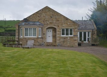 Thumbnail 3 bed detached bungalow for sale in Hepple, Morpeth