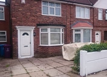 Thumbnail 3 bed end terrace house for sale in Gribble Road, Liverpool