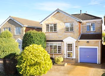 Thumbnail 4 bed detached house for sale in Knox Chase, Harrogate