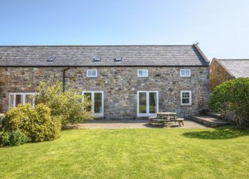 Thumbnail 3 bedroom barn conversion for sale in Wandylaw, Chathill, Norhumberland