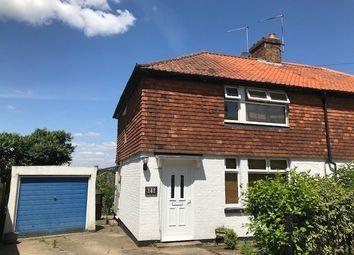 Thumbnail 3 bed semi-detached house to rent in Seal Road, Sevenoaks, Kent