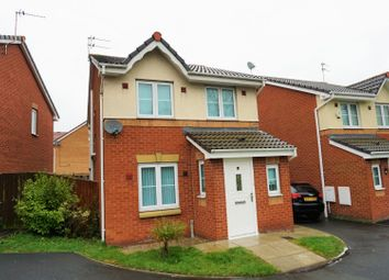 Thumbnail 3 bed detached house for sale in Hillbrook Drive, Liverpool