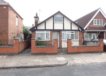 Thumbnail 2 bed detached bungalow for sale in Orton Road, Off Abbey Lane, Leicester