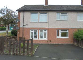Thumbnail 2 bedroom flat to rent in Lancaster Avenue, Dawley, Telford