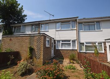 Thumbnail 3 bed terraced house for sale in Exeter Walk, Rochester