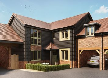 "Thumbnail 5 bed detached house for sale in ""The Oxford"" at Stane Street, Billingshurst"