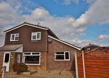 Thumbnail 5 bed detached house for sale in Sycamore Avenue, Wymondham