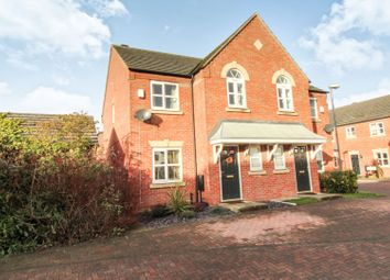 Thumbnail 3 bed semi-detached house for sale in Pacific Way, City Point, Derby