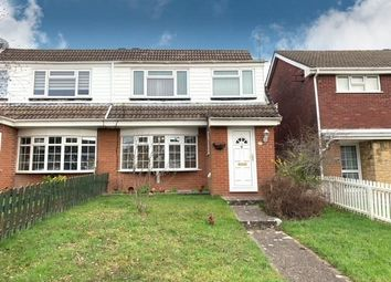 Thumbnail 3 bed property to rent in Bryncyn, Cardiff