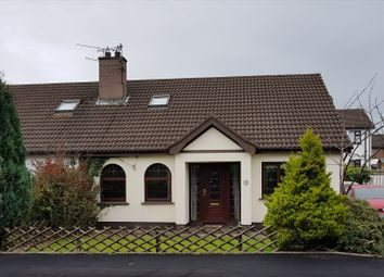 Thumbnail 4 bedroom semi-detached house for sale in Windslow Park, Carrickfergus