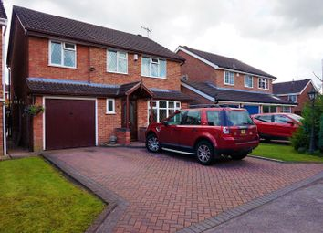 Thumbnail 4 bed detached house for sale in Oakshaw Grove, Stoke-On-Trent