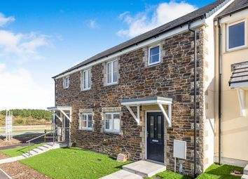 Thumbnail 3 bed terraced house for sale in Treskerby Woods Scorrier Road, Redruth