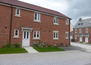 Thumbnail 2 bedroom terraced house to rent in Saddle Way, Picket Twenty, Andover
