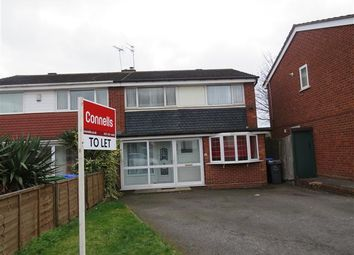 Thumbnail 3 bed property to rent in Woodfort Road, Great Barr, Birmingham