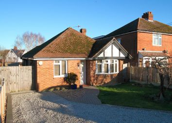 Thumbnail 3 bed detached bungalow for sale in Ashford Road, Canterbury