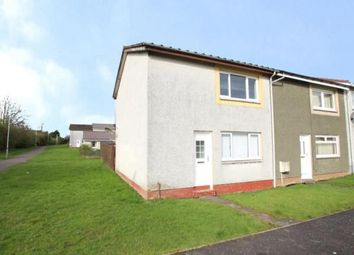 Thumbnail 2 bed end terrace house for sale in Antonine, Kirkintilloch, Glasgow, East Dunbartonshire