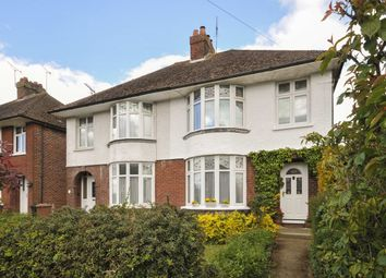 Thumbnail 3 bed semi-detached house for sale in Sprotlands Avenue, Willesborough, Ashford