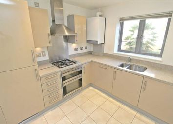 Thumbnail 2 bed mews house to rent in Triangle Building, Wolverton Park Road, Milton Keynes