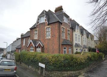 Thumbnail 1 bed flat for sale in Stuart Road, Stoke, Plymouth