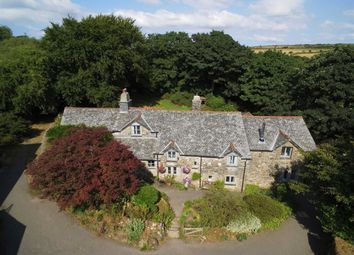 Thumbnail 3 bedroom detached house for sale in Mount, Bodmin