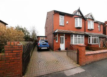 Thumbnail 3 bed semi-detached house for sale in Orrell Road, Orrell, Wigan