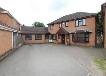 Thumbnail 4 bed detached house for sale in Pennington Way, Foleshill, Coventry
