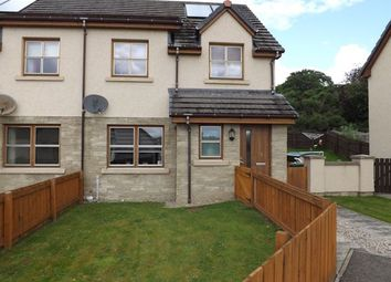 Thumbnail 3 bed semi-detached house for sale in 13 Ross Avenue, Dornoch