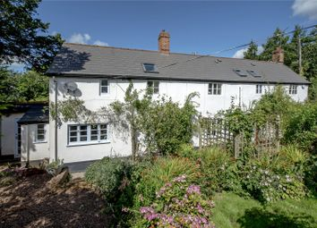 Thumbnail 4 bed detached house for sale in West Bagborough, Taunton, Somerset