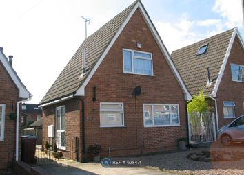 Thumbnail 2 bed detached house to rent in Park Close, Pinxton, Alfreton