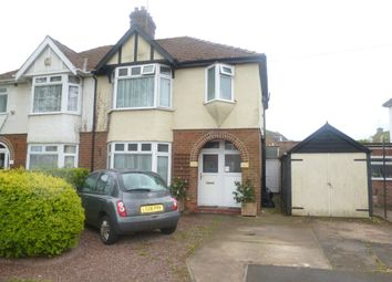 Thumbnail 3 bed semi-detached house for sale in West Elloe Avenue, Spalding