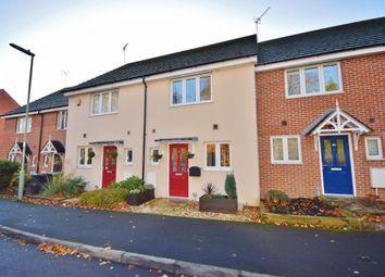 Thumbnail 2 bed terraced house for sale in Skippetts Gardens, Basingstoke