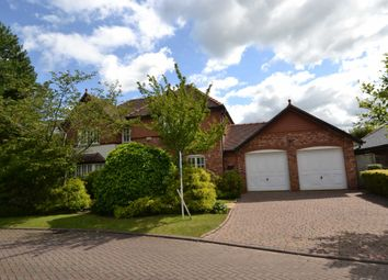 Thumbnail 4 bedroom detached house to rent in Knightsbridge Close, Wilmslow