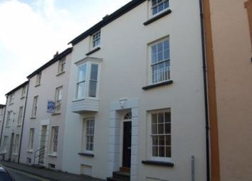 Thumbnail 1 bed flat to rent in Gloucester Terrace, Haverfordwest