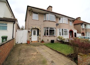 Thumbnail 3 bed semi-detached house for sale in Shinglewell Road, Erith, Kent