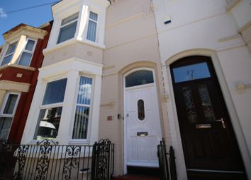 Thumbnail Room to rent in Errol Street, Liverpool