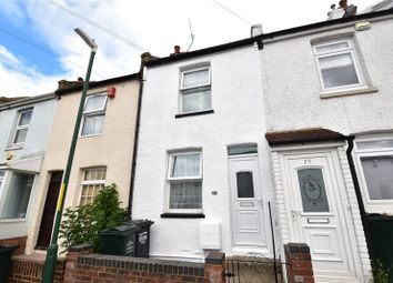 Thumbnail 2 bed terraced house for sale in Howard Road, Dartford, Kent