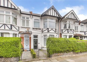 Thumbnail 3 bedroom terraced house for sale in Gillingham Road, London