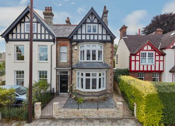 Thumbnail 5 bed semi-detached house for sale in St. Barnabas Road, Cambridge