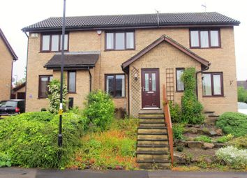 Thumbnail 2 bed terraced house for sale in Yarrow Drive, Harrogate