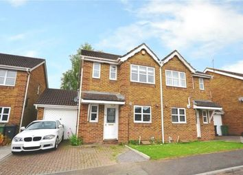 Thumbnail 3 bed semi-detached house for sale in Lime Gardens, Basingstoke, Hampshire