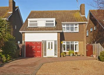 Thumbnail 4 bed detached house for sale in Bishopstone Lane, Herne Bay, Kent