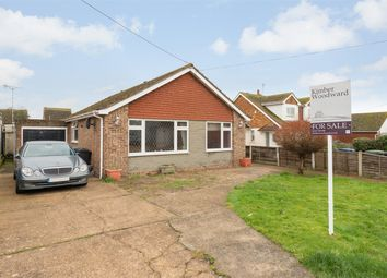 3 bed detached bungalow for sale in Kimberley Grove, Seasalter, Whitstable, Kent CT5