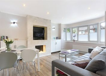 Thumbnail 2 bed flat for sale in Queens Close, Wallington