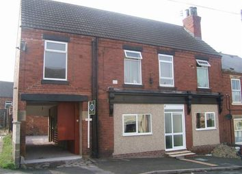 Thumbnail 1 bed flat to rent in Queen Street, Pilsley, Chesterfield