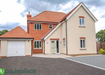 4 bed detached house for sale in Oak Tree Close, Nazeing, Waltham Abbey EN9