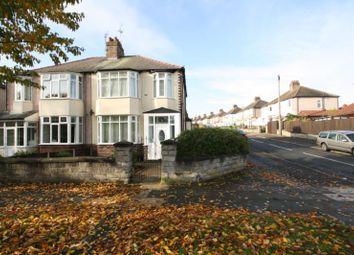 Thumbnail 3 bedroom semi-detached house to rent in Cooper Avenue North, Liverpool