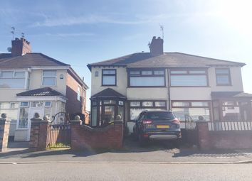 Thumbnail 3 bed semi-detached house to rent in Bedburn Drive, Huyton, Merseyside
