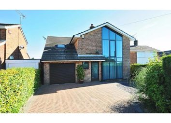 Thumbnail 4 bed detached house for sale in Beech Road, Clanfield